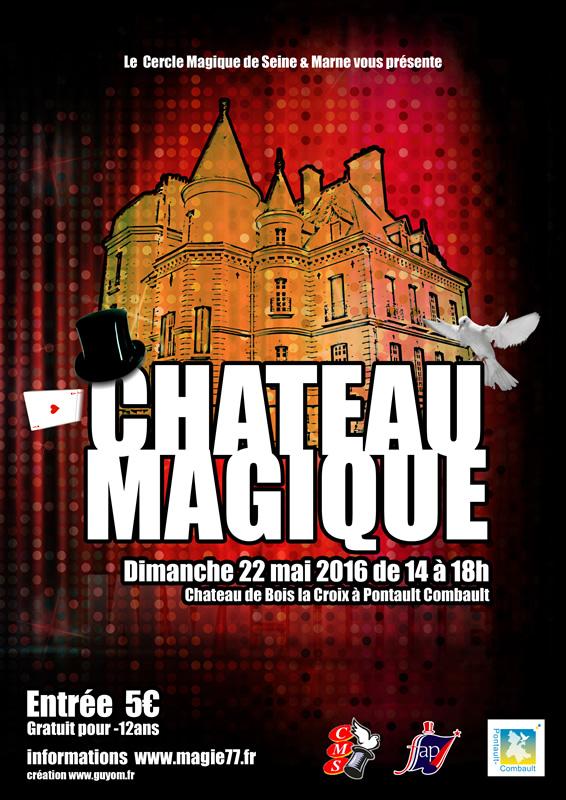 2016 Chateau Magique 566x800